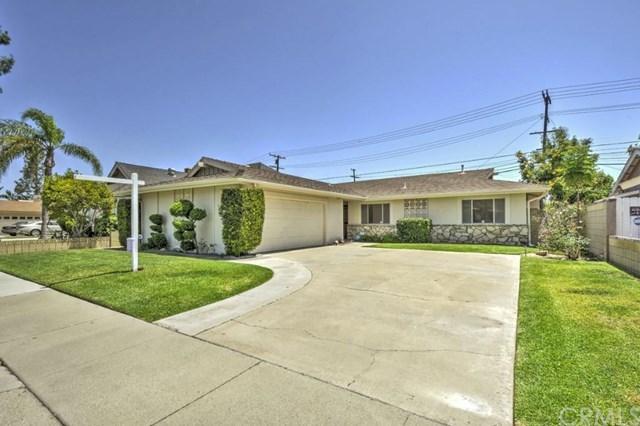 Single Family for Sale at 5812 Richmond Avenue Garden Grove, California 92845 United States