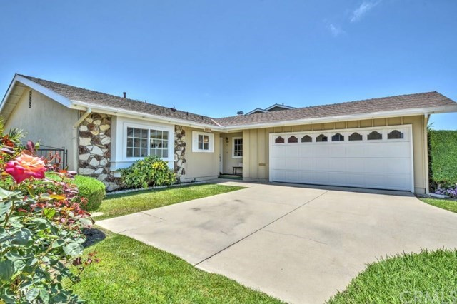 Single Family for Sale at 4916 Hazelnut Seal Beach, California 90740 United States