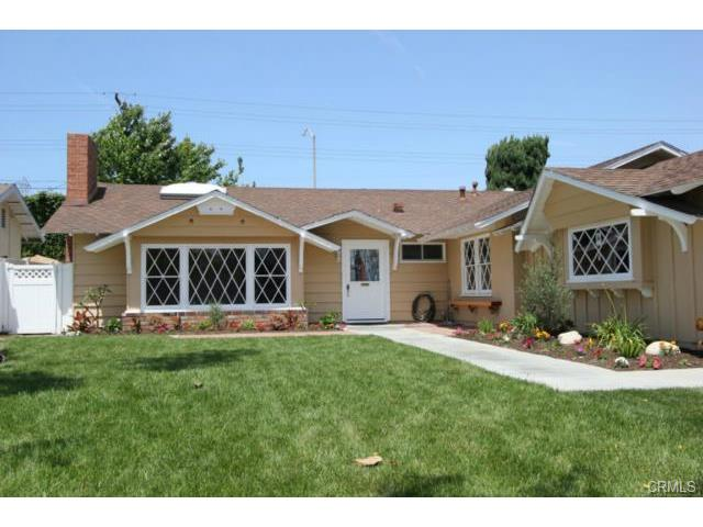 Single Family for Sale at 11771 Martha Ann Drive Rossmoor, California 90720 United States