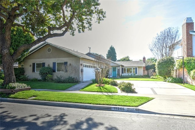 Single Family for Sale at 11346 Baskerville Road Rossmoor, California 90720 United States
