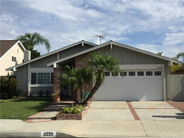 Single Family for Sale at 6239 Pitcairn Street Cypress, California 90630 United States