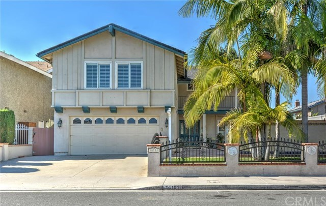 Single Family for Sale at 14101 Uxbridge Street Westminster, California 92683 United States