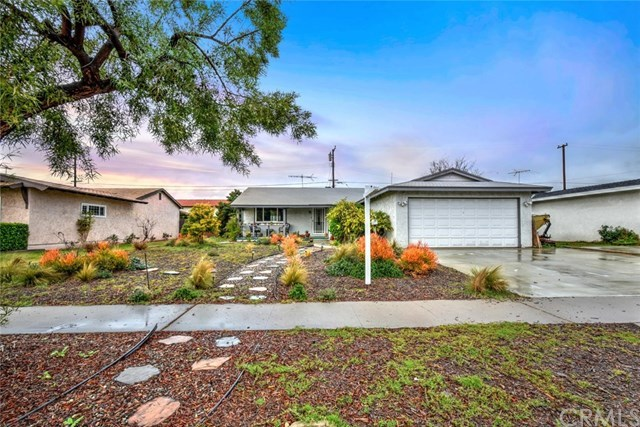 Single Family for Sale at 7301 Middlesex Drive Stanton, California 90680 United States