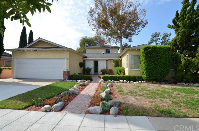 Single Family for Sale at 14751 Harper Street Midway City, California 92655 United States
