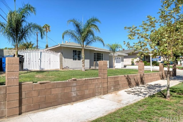Single Family for Sale at 10087 Hedrick Avenue Riverside, California 92503 United States