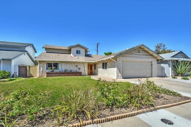 Single Family for Sale at 1359 East 21st Street Santa Ana, California 92705 United States