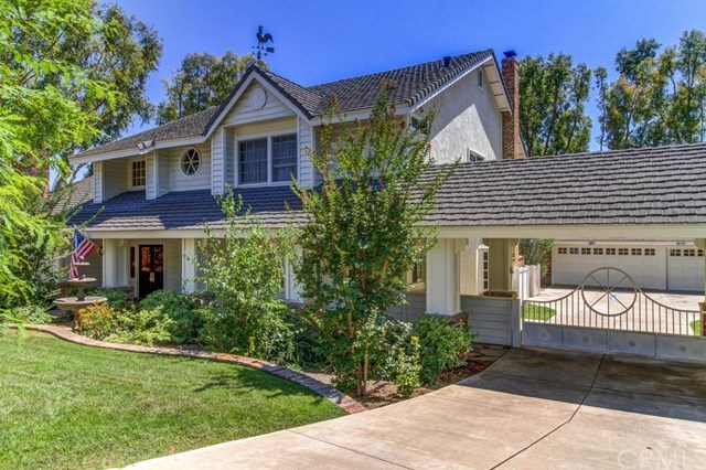 Single Family for Sale at 18742 Monte Vista Circle Villa Park, California 92861 United States