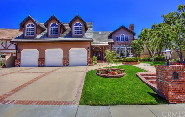 Single Family for Sale at 3441 East Mandeville Place Orange, California 92867 United States