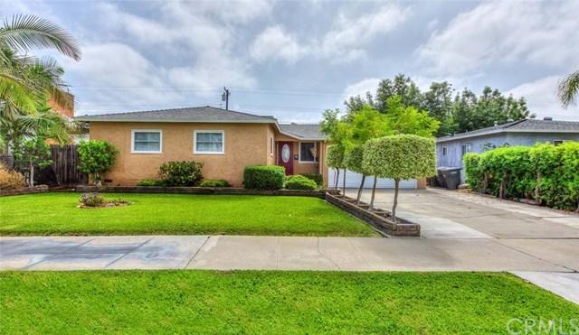 Single Family for Sale at 737 North Highland Street Orange, California 92867 United States