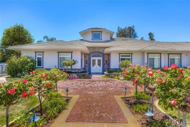 Maison unifamiliale pour l Vente à 1490 Meads 1490 Meads Orange, Californie,92869 États-Unis