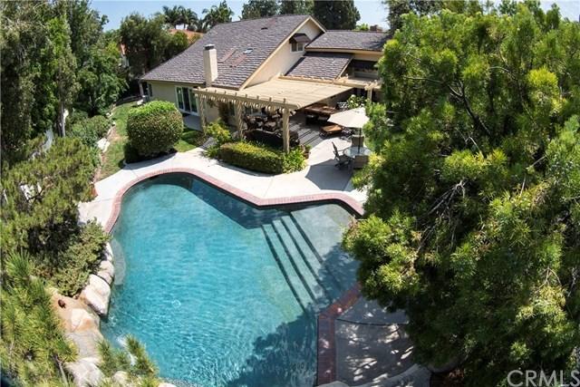 Maison unifamiliale pour l Vente à 5701 E. Mountain Avenue 5701 E. Mountain Avenue Orange, Californie,92867 États-Unis