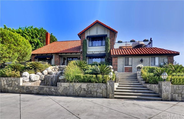 Single Family for Sale at 119 South Peralta Hills Drive Anaheim Hills, California 92807 United States