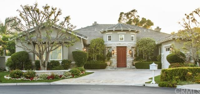 Single Family for Sale at 215 South Remington Court Anaheim Hills, California 92807 United States