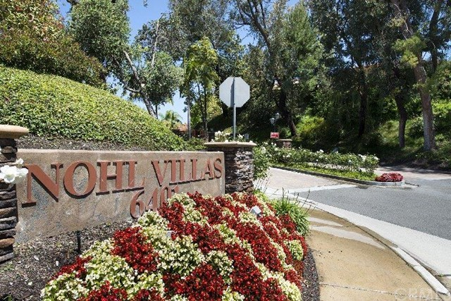 Single Family for Sale at 6401 East Nohl Ranch Road Unit 14 Anaheim Hills, California 92807 United States
