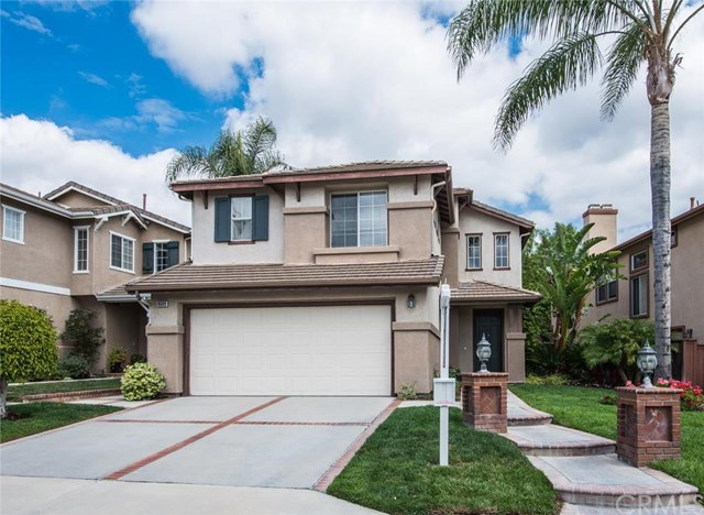 Single Family for Sale at 8689 East Sunnywalk Lane Anaheim Hills, California 92808 United States