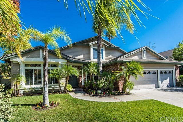 Single Family for Sale at 760 S. Canyon Garden Lane Anaheim Hills, California 92808 United States