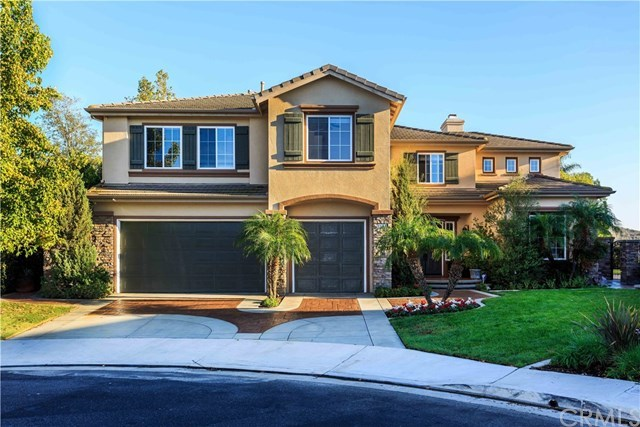 Single Family Home for Sale at 1190 S. Summer Breeze Lane Anaheim Hills, California,92808 United States