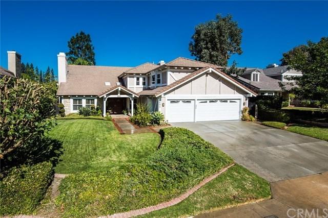 Nhà ở một gia đình vì Bán tại 695 S. Pathfinder 695 S. Pathfinder Anaheim Hills, California,92807 Hoa Kỳ