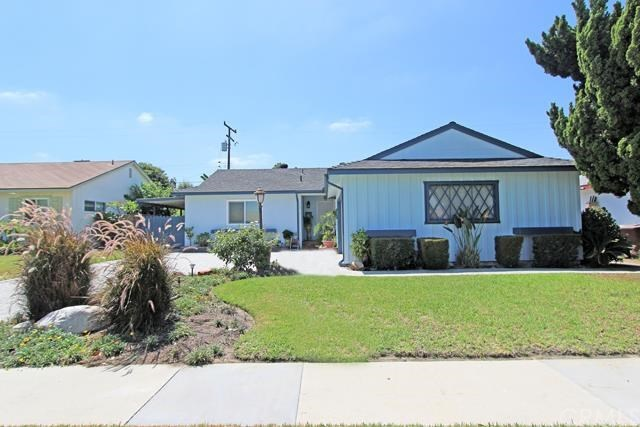 Single Family for Sale at 1742 West Chateau Avenue Anaheim, California 92804 United States