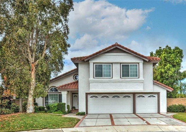 Single Family for Sale at 9555 Weybridge Court Cypress, California 90630 United States