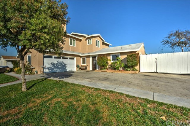 Single Family for Sale at 10172 Angela Avenue Cypress, California 90630 United States