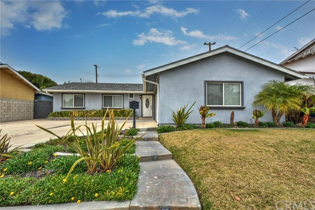Single Family for Sale at 6261 Rosemary Drive Cypress, California 90630 United States