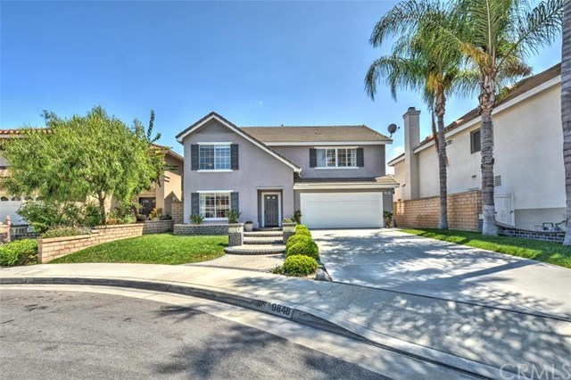 Single Family for Sale at 9848 Novara Lane Cypress, California 90630 United States
