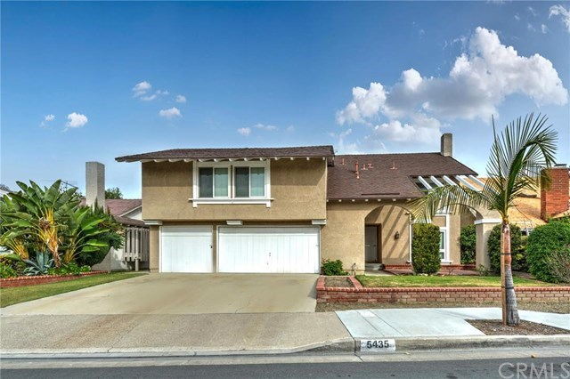 Single Family for Sale at 5435 Vista Sierra Cypress, California 90630 United States