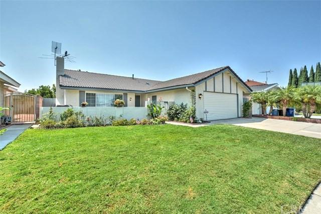 Single Family for Sale at 5292 Barcelona Circle La Palma, California 90623 United States