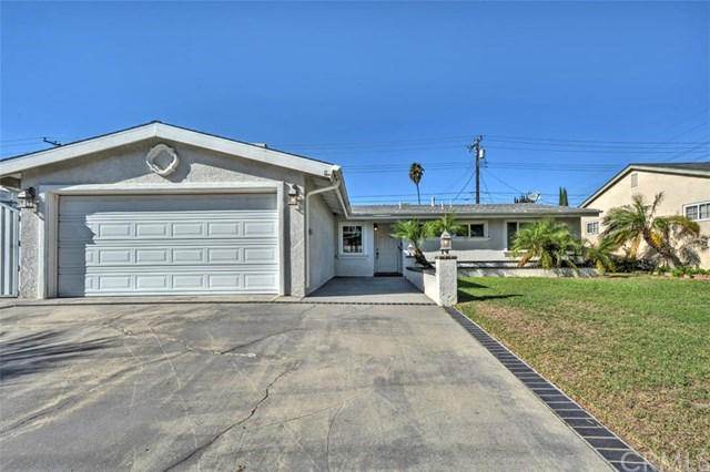Single Family for Sale at 8661 Hollyoak Street Buena Park, California 90620 United States