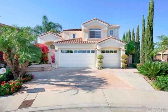 Single Family for Sale at 2687 Belinda Court Fullerton, California 92835 United States