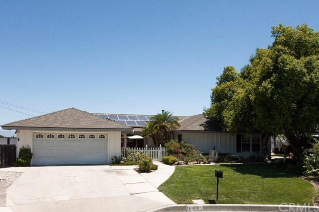 Single Family for Sale at 2300 Camino Recondito Fullerton, California 92833 United States