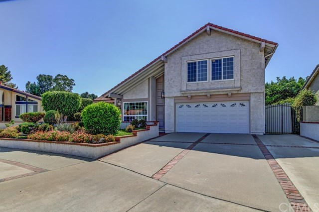 Single Family for Sale at 225 San Clemente Lane Placentia, California 92870 United States