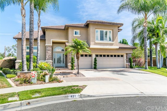 Single Family for Sale at 431 Downey Lane Placentia, California 92870 United States