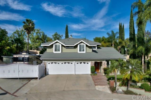 Single Family for Sale at 5690 Avenida Barcelona Yorba Linda, California 92887 United States