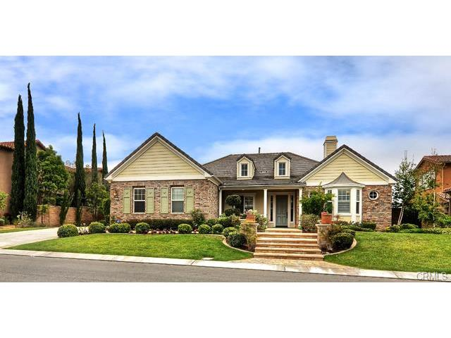 Single Family for Sale at 19380 Shetland Lane Yorba Linda, California 92886 United States