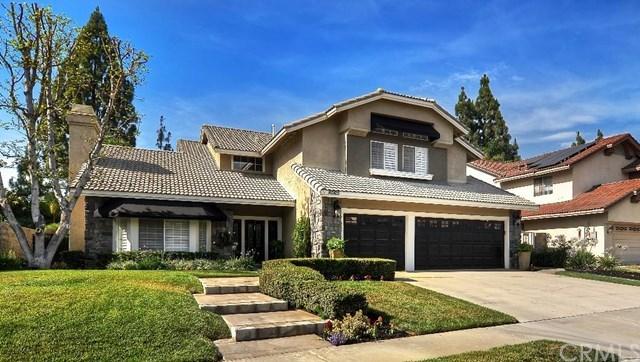 Single Family for Sale at 16925 Mariah Court Yorba Linda, California 92886 United States