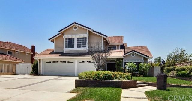 Single Family for Sale at 24260 Via Lenardo Yorba Linda, California 92887 United States