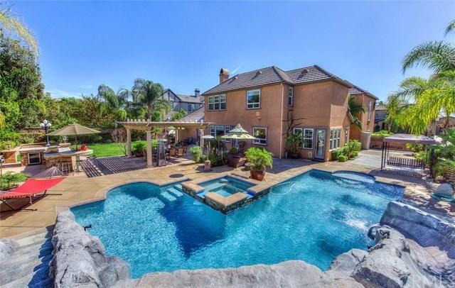 Single Family for Sale at 19131 Falabella Lane Yorba Linda, California 92886 United States