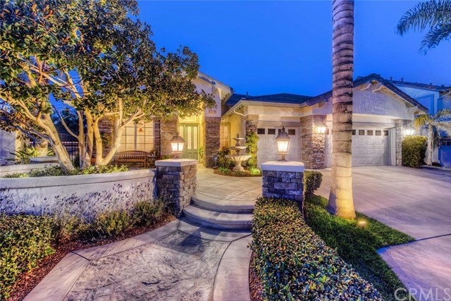 Single Family for Sale at 20265 Chandler Drive Yorba Linda, California 92887 United States