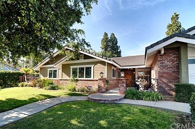 Single Family for Sale at 17042 Rosebud Drive Yorba Linda, California 92886 United States