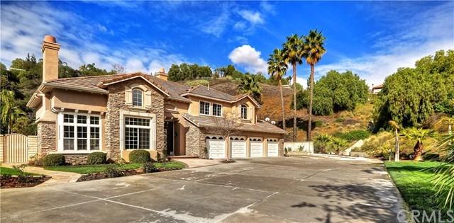 Single Family for Sale at 27835 Elk Mountain Drive Yorba Linda, California 92887 United States