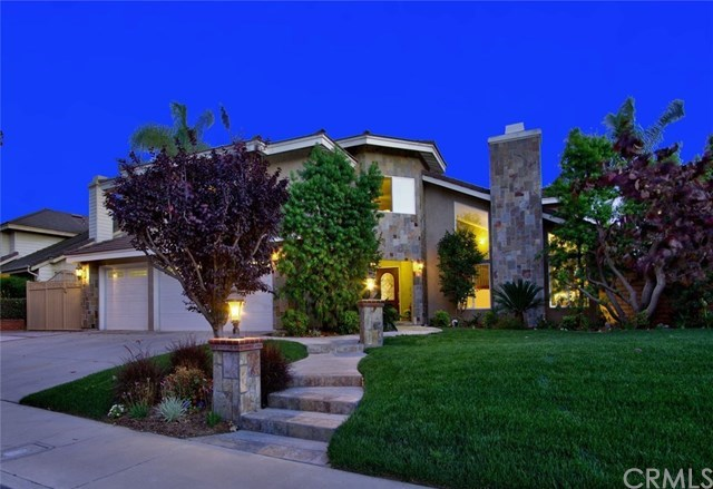 Single Family Home for Sale at 21740 Mackenzie Avenue Yorba Linda, California,92887 United States