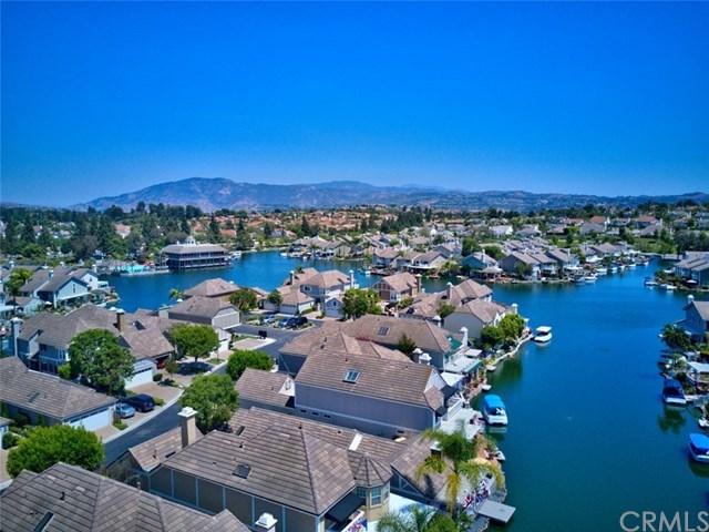 Maison unifamiliale pour l Vente à 5364 Via Morena Yorba Linda, Californie,92886 États-Unis