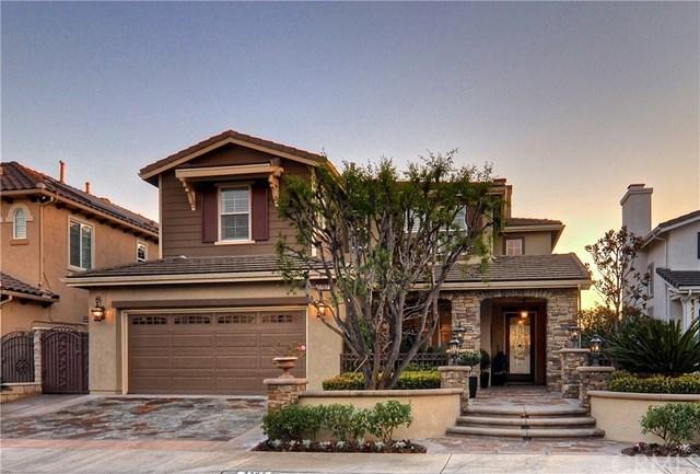 Casa Unifamiliar por un Venta en 3787 Bidwell Drive 3787 Bidwell Drive Yorba Linda, California,92886 Estados Unidos