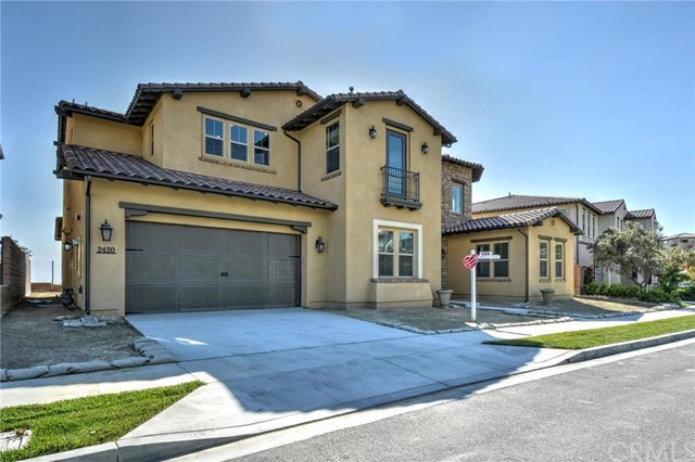 Single Family for Sale at 2420 Mckittrick Place Brea, California 92821 United States