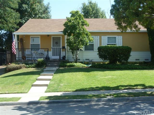 Single Family for Sale at 408 Locust Street Brea, California 92821 United States