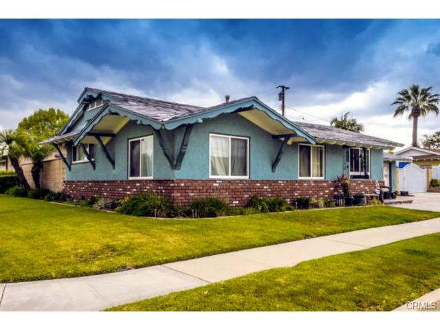 Single Family for Sale at 2331 West Blake Street La Habra, California 90631 United States
