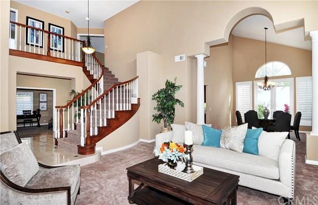 Single Family for Sale at 2151 Ventia Tustin, California 92782 United States