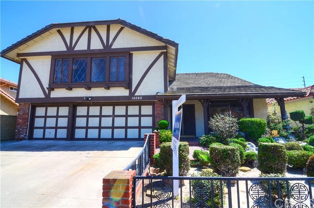 Single Family for Sale at 14062 Montgomery Drive Westminster, California 92683 United States